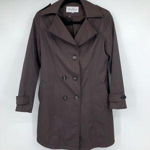 MaxMara Medium Coat Jacket Short Trench business